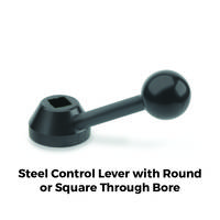 GN 223 Steel Control Levers are compliant RoHS standards.