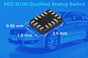 DGQ2788A Dual DPDT / Quad SPDT Analog Switch is RoHS-compliant.
