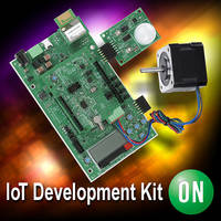 Bluetooth® Low Energy Sensor Shields are suitable for mHealth applications.