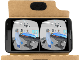 Powertrak VR Design Viewer is compatible with Google cardboard.