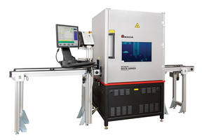 Conveyorized Laser Processing Center comes with Delta Tau® motion controls.