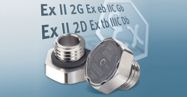 GORE® PolyVent Ex+ Screws meet IECEx and ATEX standards.