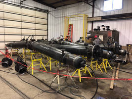 Barclay Mechanical Building Pressure Vessels for a Gas Diffuser Vessel