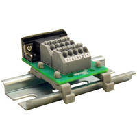 D Sub Mini Connector Breakout Modules are compliant to RoHS standards.
