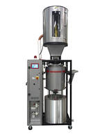 VBD™ Vacuum Dryer provides a throughput of 300 lb per hr.