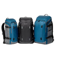 Solstice Backpacks come with interior divider system.