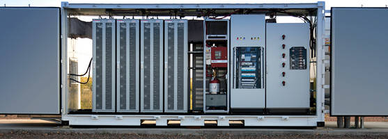 NEXTracker Energy Storage Systems are suitable for power plant applications.