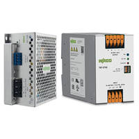 ECO Power Supplies meet cULus 508 standards.