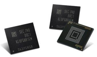512 GB Embedded Universal Flash Storage features sequential read and writes.