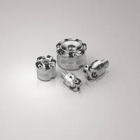 Secomax™ CS300 Ceramic Inserts are suitable for turning operations.