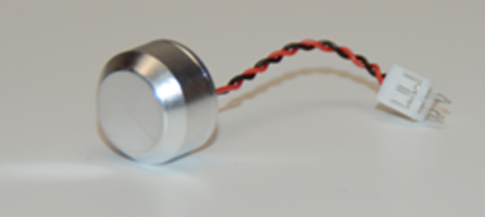 Ultrasonic Sensors come in solid sealed aluminum housing.