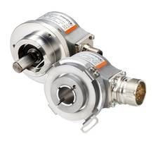 Incremental Encoders feature interlocked bearings.