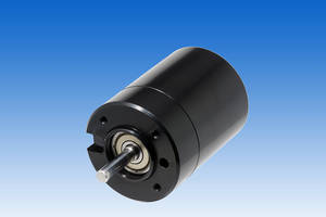 KinetiMax 42 EB Brushless DC Motor is IP54-rated.