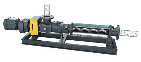 NEMO® Progressive Cavity Pump comes with inspection cover.