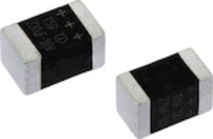 Vishay Intertechnology's T59 Series of vPolyTan™ Low-ESR Polymer Capacitors Honored With 2017 ACE Award