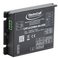 CompletePower™ Plus Universal Drive features advanced field oriented control.