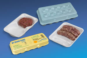 Dolco Packaging Unveils Processor Tray, Egg Carton Solutions at IPPE
