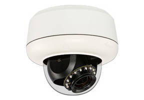 Illustra Pro IP Mini-Dome Cameras feature one touch auto focus option.