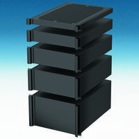 COMBIMET Enclosures come with M4 earth studs.