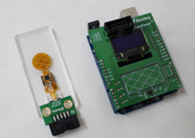 IQS266 2x3 Miniature Trackpad comes in QFN (3x3)-16 packages.
