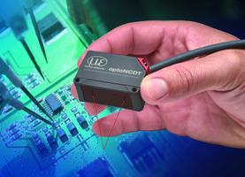 Smart Laser Triangulation Displacement Sensors