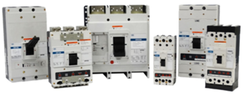 UBW Molded Case Circuit Breakers offer arc flash protection.