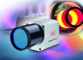 thermoIMAGER TIM M1-N1064 Infrared Camera is suitable for metal processing industry.