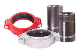 Matco-Norca Adds Grooved Couplings & Nipples