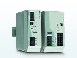 TRIO POWER Power Supplies are suitable for radio communication systems.