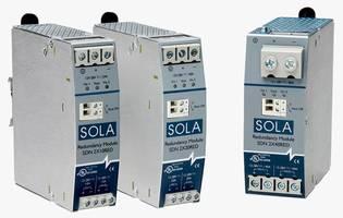 SolaHD™ SDN2X Redundancy Modules feature MOSFET design.