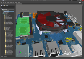 C3D Modeler Software is suitable for universities applications.