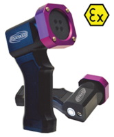 Explosion Proof UV Inspection Light offers lifespan of 30,000-hour.