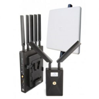 VidOvation Transmission Solution enables wireless feeds and broadcasting.