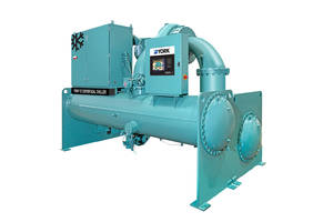 YORK® YZ Centrifugal Chiller provides a GWP as low as one.