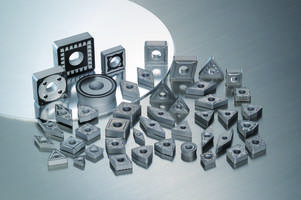AC8000P Series Grades are suitable for steel turning applications.