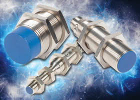V3 Series Proximity Sensors are compliant to RoHs and Reach standards.
