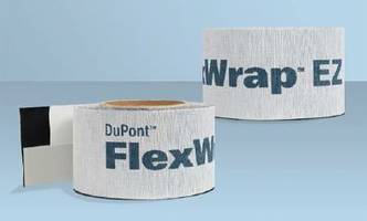 DuPont™ FlexWrap™ EZ Tape can withstand 270 days of UV exposure.