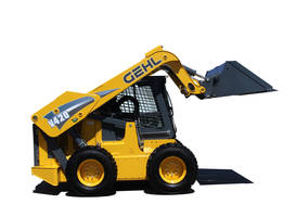 V420 Skid Loader comes with hydraglide™.