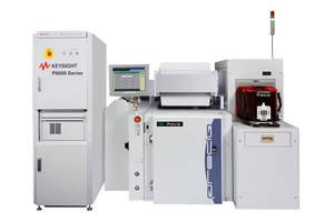 P9000 Series Test System provides 100 pin parallel capacitance measurement.