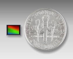 AR0430 CMOS Image Sensor comes with electronic rolling shutter.