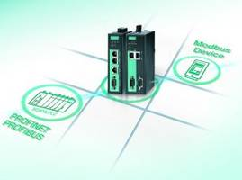 MGate Industrial Protocol Gateways are embedded with status monitoring function.