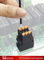PID PCB Connectors are Ideal for Industrial Control Applications
