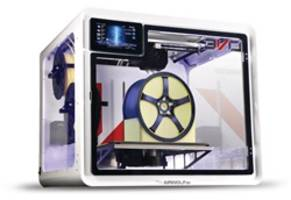 EVO Additive Manufacturing System features 7 in. MATRIX touchscreen display.