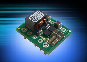 TDK-Lambda i3A Series Non-Isolated DC-DC Converters come in 19.1 x 23.4 x 9.6mm size.