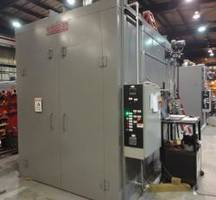 Wisconsin Oven Ships Express Batch Oven used for Powder Coating