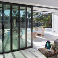 Genial Multi Panel And Multi Slide Patio Doors Are Available In Ply Gem MaxView,  EuroSeries, And 4880 Series Versions. Ply Gem Euro Model Comes With 8 Ft By  9 Ft ...