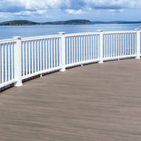 AZEK® Deck Colors offer realistic grain textures.