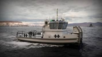 Jensen's Proven Workboat Design Selected For NAVSEA New-Build