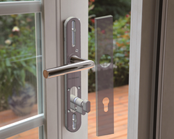 INOX Privacy Barn Door Lock is suitable for designers.