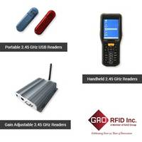GAO RFID Launches a New Range of 2.45 GHz Active Readers